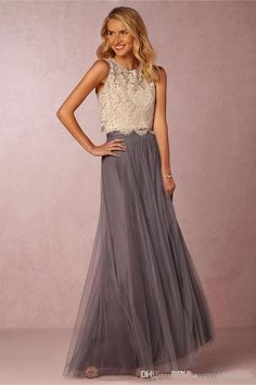 I found some amazing stuff, open it to learn more! Don't wait:http://m.dhgate.com/product/boho-two-pieces-lace-crop-top-bridesmaid/387127245.html