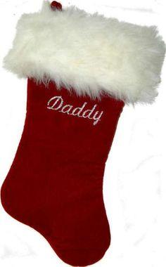 "19"" Velvet Christmas Stocking - Super Plush Cuff CHRISTMA... https://www.amazon.com/dp/B000VUKO78/ref=cm_sw_r_pi_dp_x_d0h6xb44CXF7R"