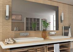 Oświetlenie lustra łazienkowego – przegląd produktów