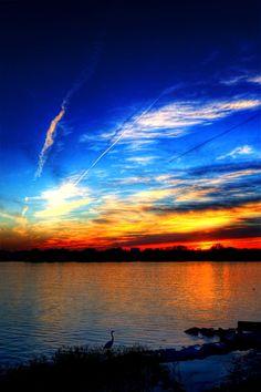 Another beautiful sunset, Potomac River