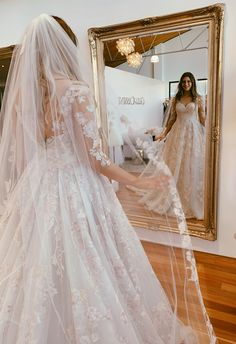 Book an appointment to find your dream gown today! #sydneybride #australianwedding #weddingdress #australia #sydney Designer Wedding Dresses, Bridal Dresses, Sydney Wedding, Illusion Neckline, Wedding Vendors, Dress Making, Ball Gowns, Tulle, Bridesmaid