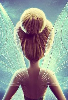 Tinker bell wallpaper for iPhone
