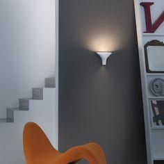 Tau Modern Wall & Ceiling Lamp designed by Rodolfo Dordoni from FLOS