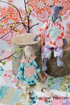 Dolls & Bears Hot Sale Tilda Mermaid Doll Art Dolls-ooak