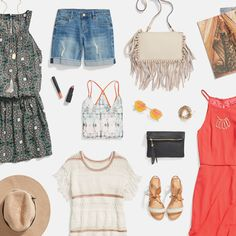Heading out of town for Memorial Day Weekend? Here are our Stylists' tips and tricks to help you through the busy three-day weekend.