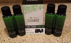 "Cleanse, Cleanse, Cleanse, Cleanse, Cleanse! 2 days. 4 Bottles. Until TONIGHT, June 30th at 11:59PM CT when you buy 2 boxes of the It Works! Cleanse, you'll get the third box free! Your body will thank you! Comment below 👇 or text ""CLEANSE"" TO 843-276-0169 to take advantage of this BOGO Free special & get reset for summer!! #itwillchangeyourlife #cleanse #detox #sludge #extrapounds #challenge #investinyourself"