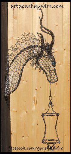 Haywire and Metal Dragon Art