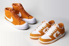Dawno nic nie prezentowałem od Nike SB. Dziś przed Wami świeży zestawCircuit Orange Pack składający się dwóch modeli z ich stajni.