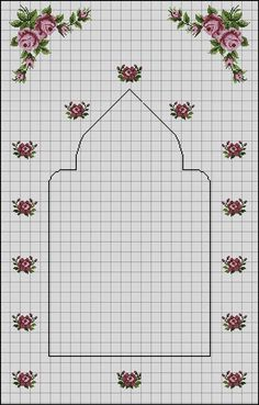 Seccade Modelleri - - Source by seccade Cross Stitch Pillow, Cross Stitch Rose, Cross Stitch Flowers, Cross Stitching, Cross Stitch Embroidery, Embroidery Patterns, Silk Ribbon Embroidery, Hand Embroidery, Cross Stitch Designs
