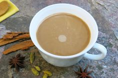 HOW TO: Make Spicy Earl Grey Chai Tea as an Uplifting Alternative to Coffee