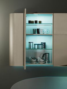 cucina moderna ola 20  |  Snaidero USA #kitchen #design #modernitaliankitchens
