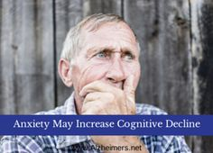 New study shows that people with mild cognitive impairment and also experience high levels of anxiety are more likely to develop Alzheimer's. Learn more.