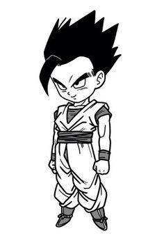 Dragon Ball Z, Dragon Ball Image, Chibi Goku, Anime Chibi, Hypebeast Wallpaper, Dragon Quest, Cartoon Art, Comic Art, Character Design