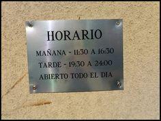 El Mundo De Los Borrachos [Humor] by Nelson Pereira: Perdon ¿ Cual Es El Horario ?
