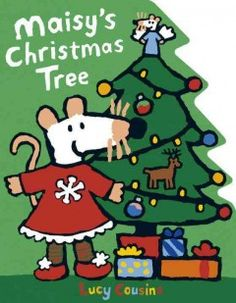 JJ BOARD COU. It's time for Maisy and her friends to decorate the Christmas tree, including stringing lights, hanging ornaments, and placing presents under the tree.