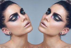 lindahallberg.com #fotd #makeup