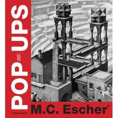 Instantly recognizable to millions around the world, his works represent an endlessly fascinating marriage of art and mathematics. Exploring themes of infinity and paradox, impossible geometry and warped perspective, M.C. Escher's world is one of playful imagination and the unexpected, executed with precision and exquisite attention to detail. This outsized, lavish book's pop-up format adds even more intrigue, bringing his dazzling, baffling designs to life.