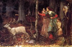 John William Waterhouse >>