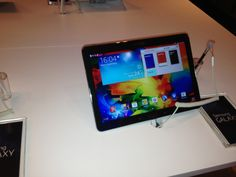 Samsung Galaxy Unpacked 2012 - Samsung Galaxy Note 10.1