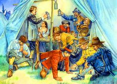 Carousing in camp – The Thirty Years War in Germany
