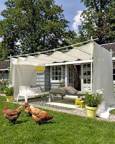 how to build a pergola   patio, decks and backyards - Easy Diy Patio Ideas