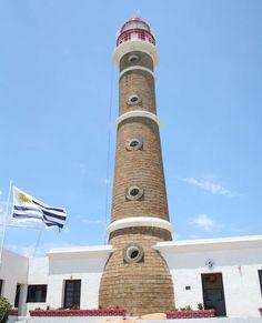 Faro de Cabo Polonio, Castillos,Uruguay.