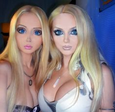 There's A New Russian Real Barbie Doll