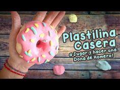 Plastilina Casera :: Chuladas Creativas :: Play - YouTube