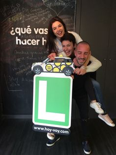 DESIREE MARÍN!!! #hoyvoy #autoescuela #granollers