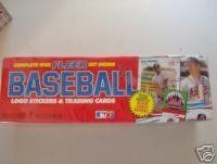 1988 Fleer MLB Baseball Cards Complete Factory Set (660 cards & 45 stickers) by Fleer. $21.99. Awesome Privately held Complete Set. Tons of Rookies ALL MINT