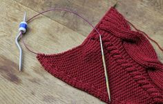 [Astuce tricot] Fichue aiguille à torsades ! - thread and needles