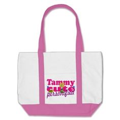 Cute Tammy Tote Bag
