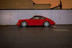 Porsche 964 Carrera RS www.pannhorst-classics.de