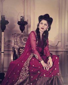 Latest Shagufta Imam Formal Wear Collection Fashion Dresses for Women Fashion by Pakistan Fashion Magazine Pakistani Bridal Couture, Pakistani Wedding Outfits, Pakistani Dresses, Asian Wedding Dress, Pakistan Fashion, Pakistani Dress Design, Desi Clothes, Formal Dresses For Women, Asian Fashion