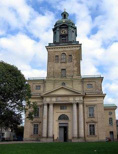 The Cathedral of Gothenburg in Gothenburg Sweden.