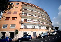 Our work in progress:  maintenance in Via Orazio 59, Naples / www.graphitearchitecture.com