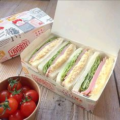 Think Food, I Love Food, Good Food, Yummy Food, Bento, Comida Picnic, Croissant Sandwich, Food Porn, Food Goals