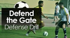Developing a strong defensive team starts with using challenging and effective soccer defense drills during your training sessions. Defensive Soccer Drills, Football Coaching Drills, Soccer Drills For Kids, Soccer Practice, Soccer Skills, Soccer Tips, Soccer Stuff, New Defender, Education Humor