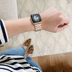 jillgg's good life (for less) | a west michigan style blog: Apple Watch bands from Amazon!