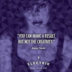 #FoodForThought - Quote graphics by Electrik Design Agency. www.electrik.co.za