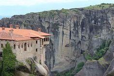 Meteora, Monasterio, Religión