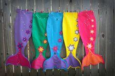 10 Magical Mermaid Tails Party Pack van TheLazyOwl op Etsy, $400.00