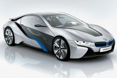 future i8 BMW.