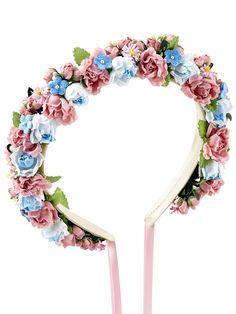 Trachten Blumenkranz von LIMBERRY