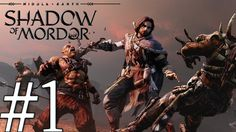 Checkout this amazing gameplay walkthrough of Middle-Earth: Shadow Of Mordor