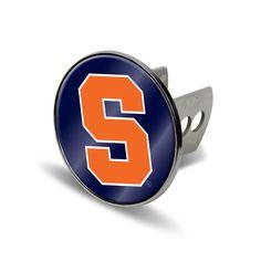 Syracuse Orangemen NCAA Laser Cut Hitch Cover