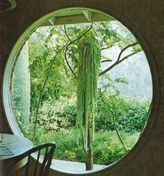 Moon to Moon: Obsession: Round Windows.....