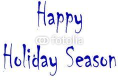 Vettoriale: Happy Holiday season
