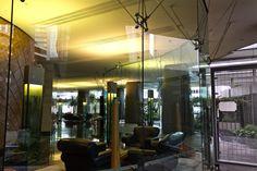Auckland New Zealand Lobby