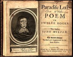 Just as I am indebted to the Bible, as am I to Milton's masterpiece. His work is based on the Fall of Man just as mine is. He covers many themes that I also wish to, such as sin, guilt and shame as well as pleasure, desire and salvation.   Just as I believe Milton did, I want to give a more empathetical rather than sceptical reading of my Eve-figure.